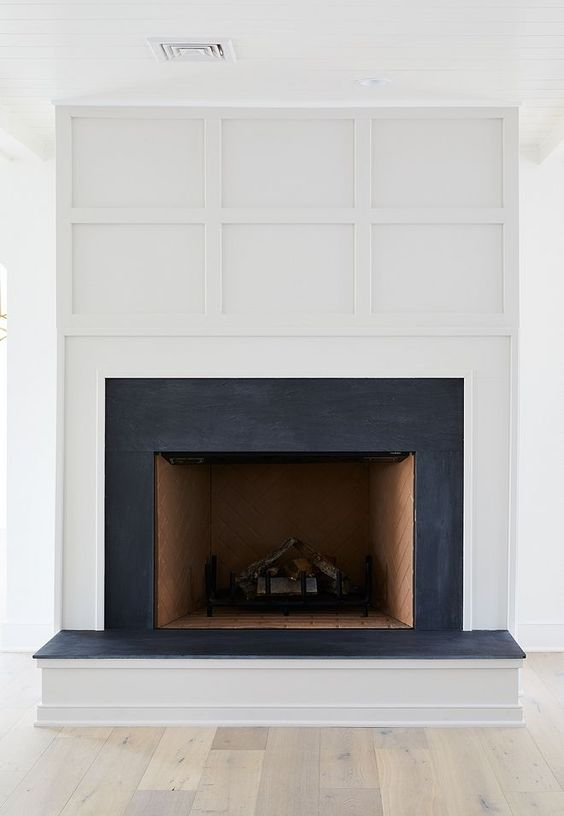 Fireplace Design by Ursino Interiors